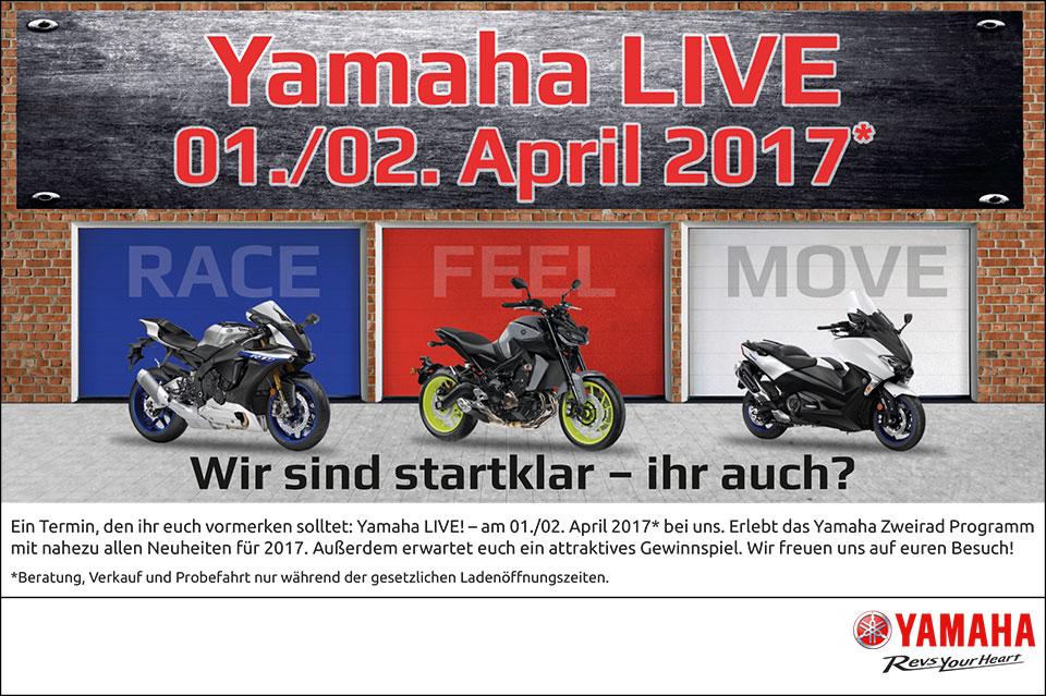 Yamaha LIVE!